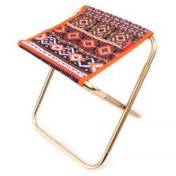 Trendy Foldable Stool for Camping Fishing Train -