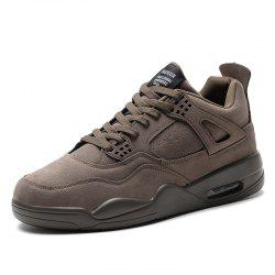 Travel Breathable Men PU Casual Shoes -
