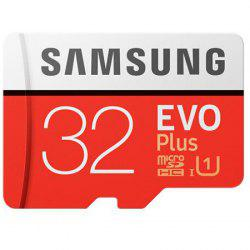 Samsung UHS - 1 32GB Micro SDHC Memory Card Class 10 80MB/s Storage Device -