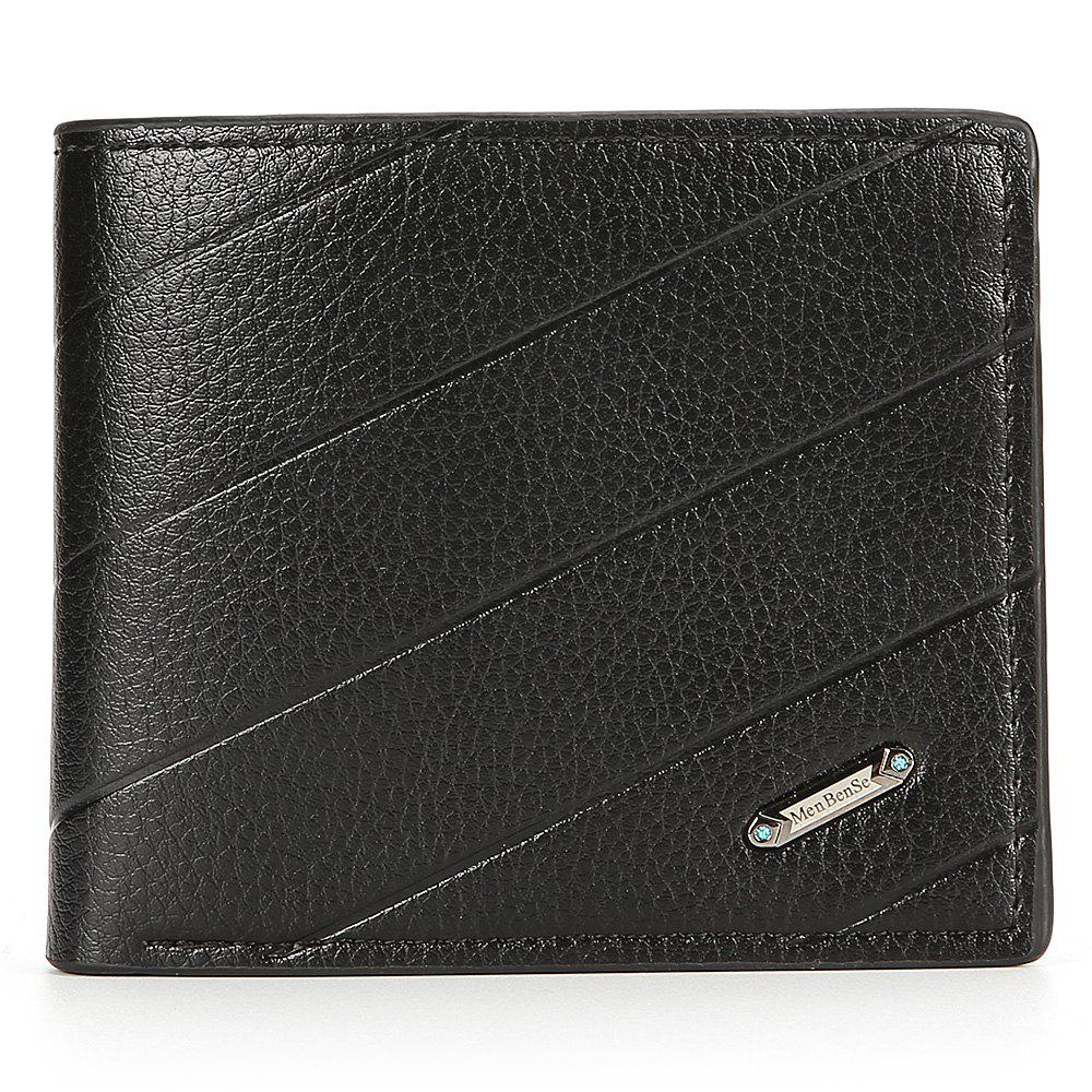 Fancy Stylish Durable Men Leather Wallet