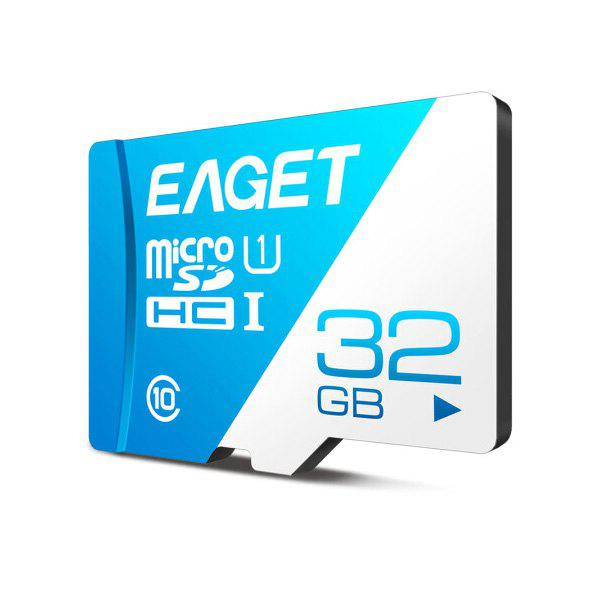 Buy EAGET T1 Class 10 80MB/s TF Card 32GB