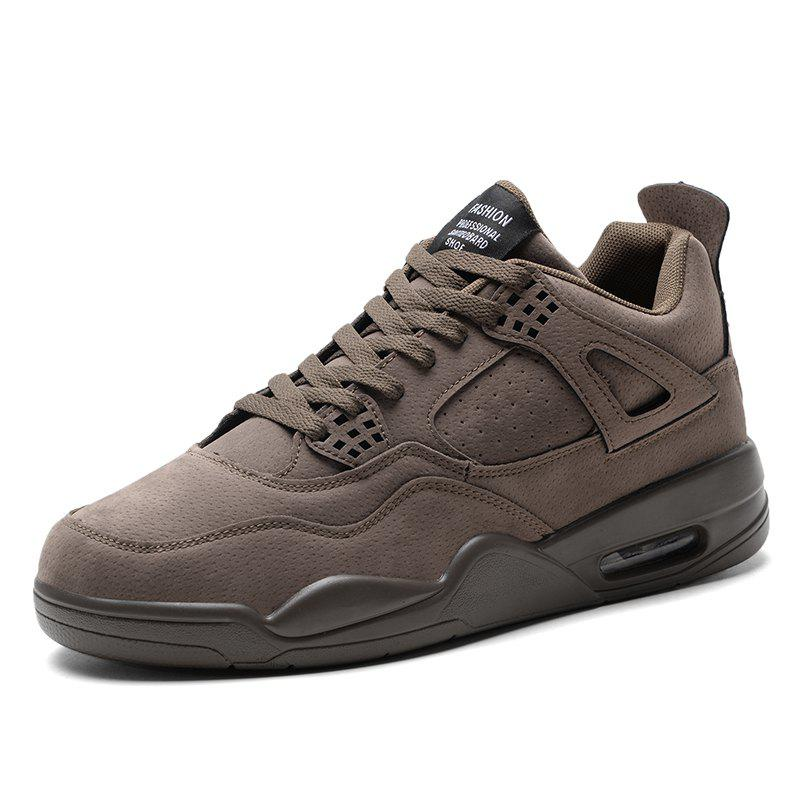 Chic Travel Breathable Men PU Casual Shoes