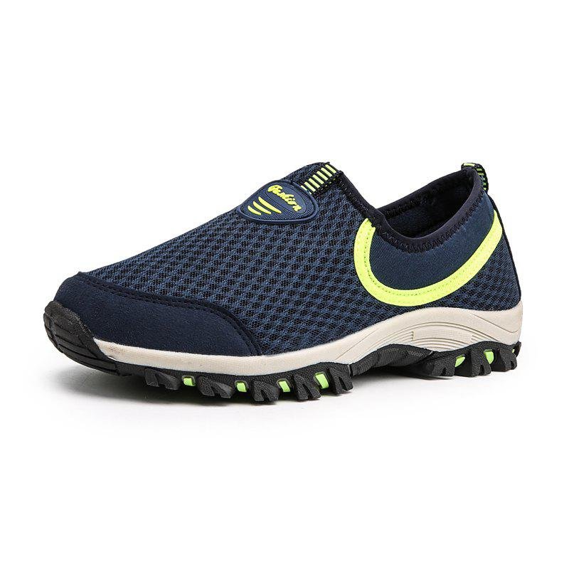 Business Respirable Hommes Mesh Casual Shoes