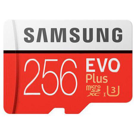 Latest Samsung UHS - 3 256GB Micro SDXC Memory Card Class 30 Storage Device
