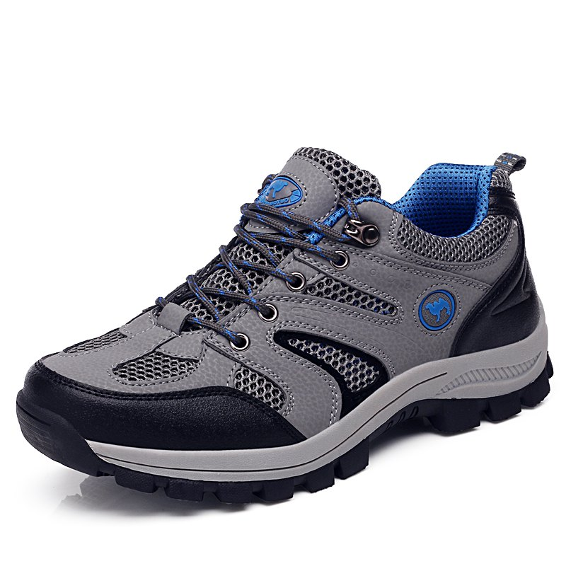 Cheap Men Outdoor Casual Breathable Running Shoes