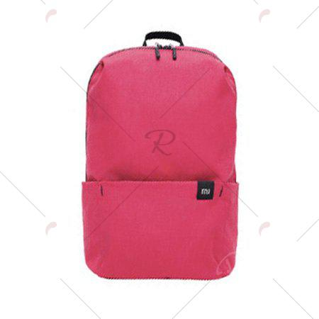 Shop Xiaomi Solid Color Lightweight Water-resistant Backpack