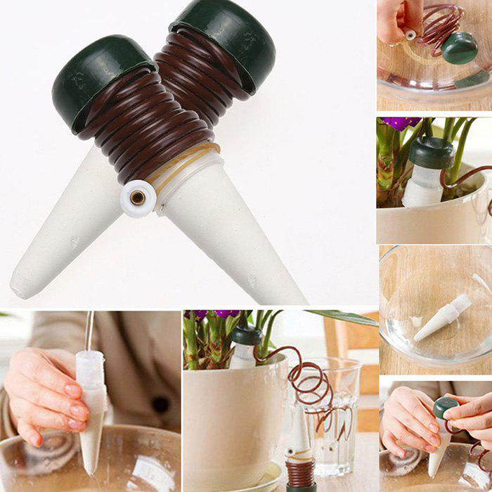 Affordable Automatic Garden Sprinkler Water-saving Plant Drip Irrigation Tool 2PCS