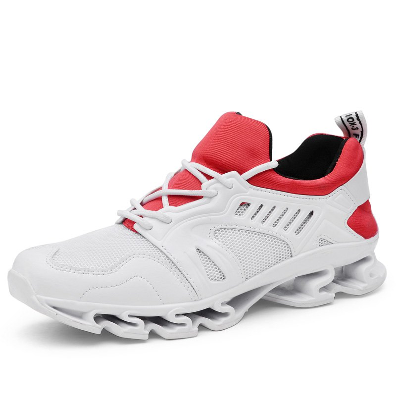 Trendy Breathable Running Men Casual Mesh Sneakers