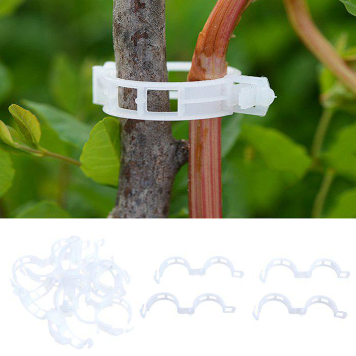 Outfits Tomato Garden Plant Support Clip Durable Vines Vegetable Fastener