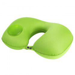Multifunctional Casual Office Inflatable Pillow U-shaped Sleeping Tool -