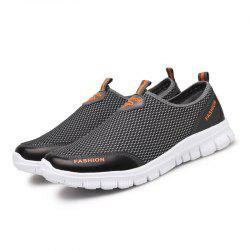 Hommes Comfort Fashion Mesh Casual Shoes -