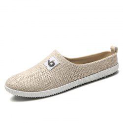 Men Breathable Fashion Cloth Casual Shoes -