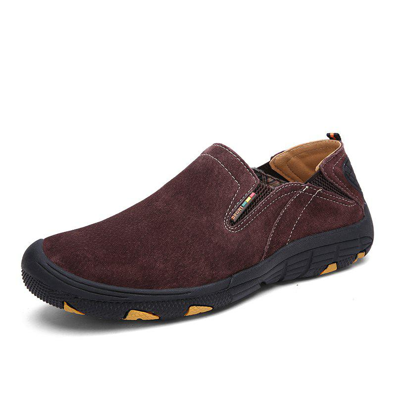 Trendy Trendy Wearable Slip-on Casual Shoes for Men