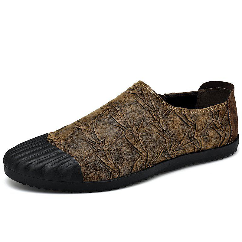 Outfit Men Comfort Fashion Leather Casual Shoes