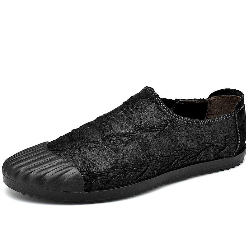 Best Men Comfort Fashion Leather Casual Shoes