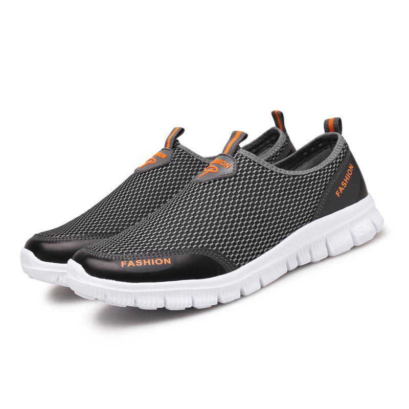 Hommes Comfort Fashion Mesh Casual Shoes