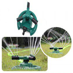 360 Degree Rotatable Water Sprinkler Automatic Rotating Nozzle -