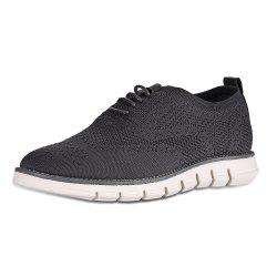 Men Comfort Knitted Casual Shoes -