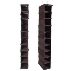 10-layer High-capacity Non-woven Storage Cabinet -