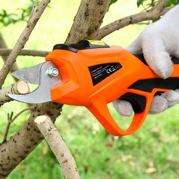 Fashion ET1505 Electric Pruning Shear Rechargeable Home Garden Scissors
