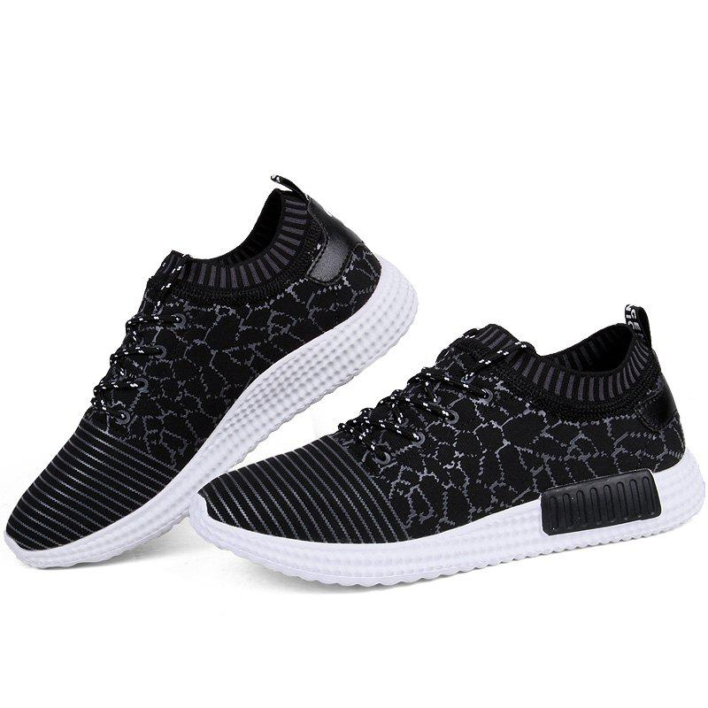 Best Men Comfort Outdoor Mesh Knitted Casual Shoes