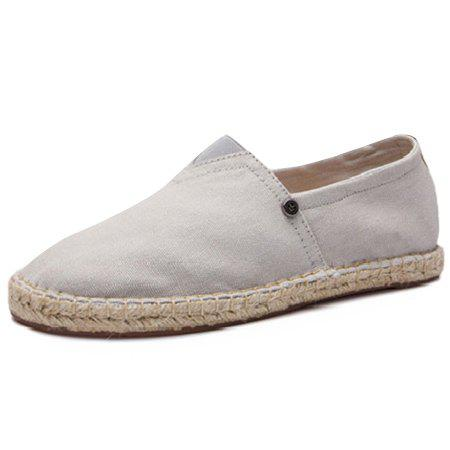 Discount Breathable Comfort Canvas Casual Shoes for Men
