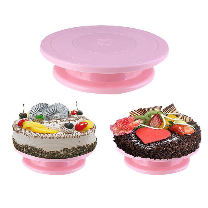 Fashion New DIY Colorful Plastic Rotary Stand