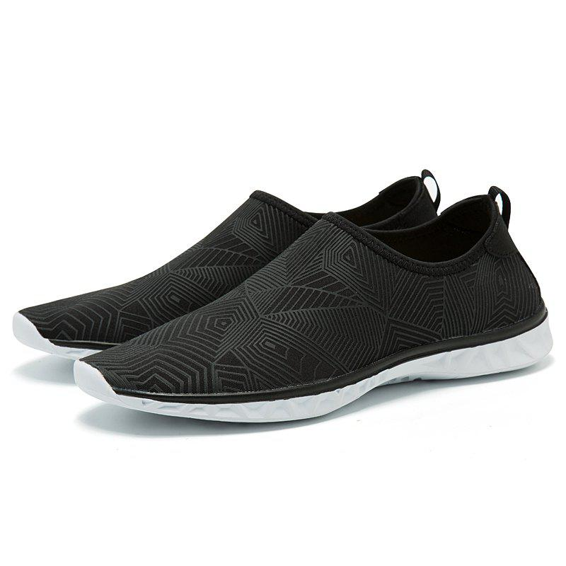 Cheap Men Wear-resistant Breathable Antiskid Casual Shoes