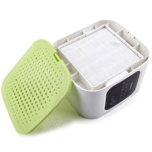 Mini Air Purifier Smart Living Space Cleaner for PM2.5 Smoke Formaldehyde -