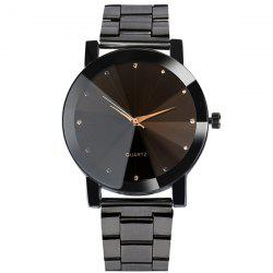 Montre à Quartz Cool V5 Man Fashion en acier inoxydable -