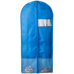 Breathable Dust-proof Garment Bag Environmental Zipper Clothing Storage Cover -