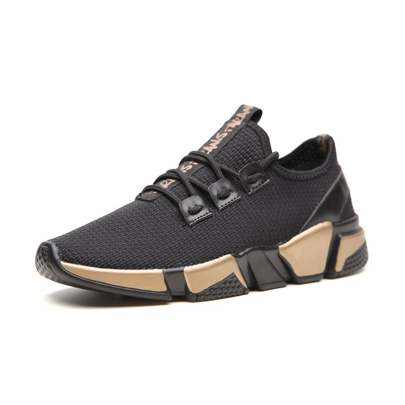 Outfit Mesh Breathable Sports Casual Shoes for Men