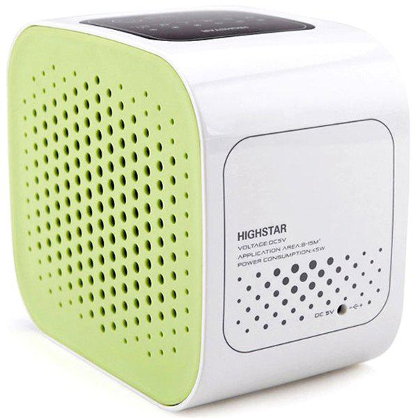 Latest Mini Air Purifier Smart Living Space Cleaner for PM2.5 Smoke Formaldehyde