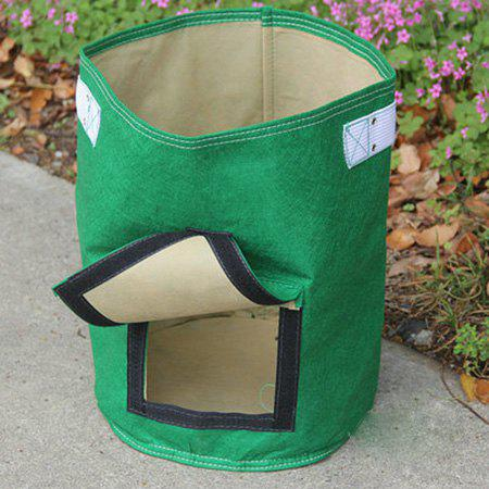 Fashion Potato Planting Vegetable Bag Simple Gardening Barrel