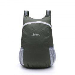Tuban Fashion Casual Ultralight Foldable Backpack 1pc -