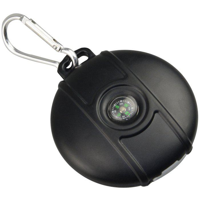 Best Solar USB Rechargeable Pest Repeller with Compass + Keychain