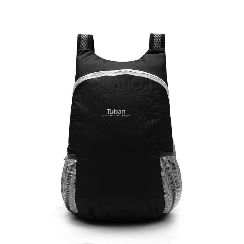 Outfit Tuban Fashion Casual Ultralight Foldable Backpack 1pc