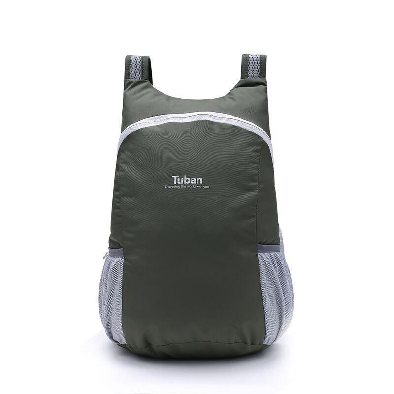 Trendy Tuban Fashion Casual Ultralight Foldable Backpack 1pc