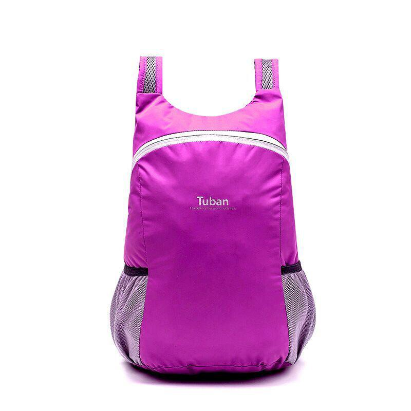 New Tuban Fashion Casual Ultralight Foldable Backpack 1pc