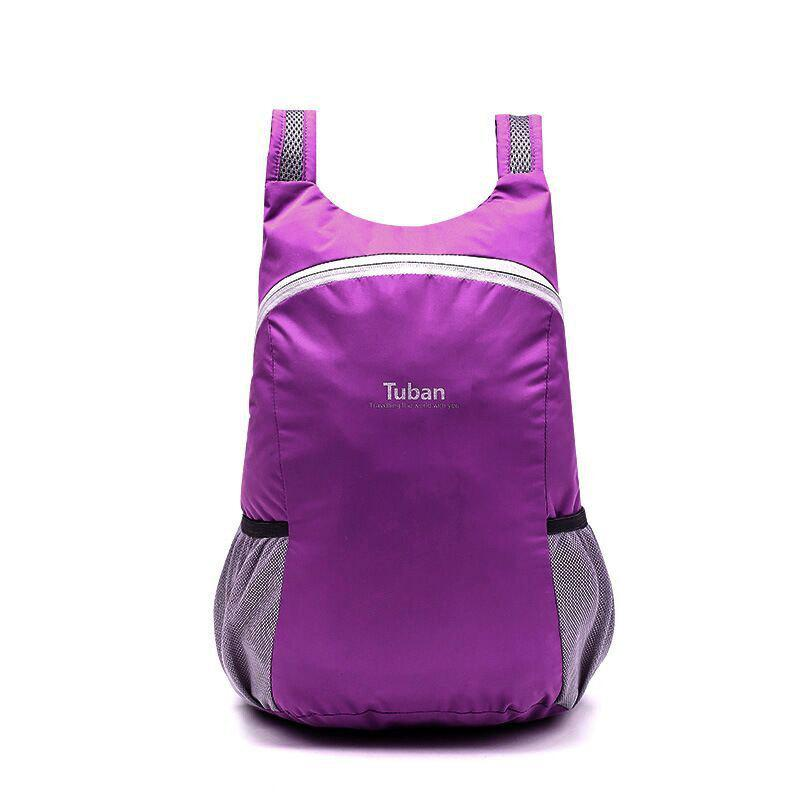 Buy Tuban Fashion Casual Ultralight Foldable Backpack 1pc