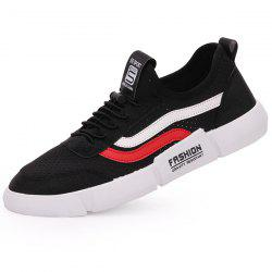 Men Breathable Comfort Sports Casual Shoes -