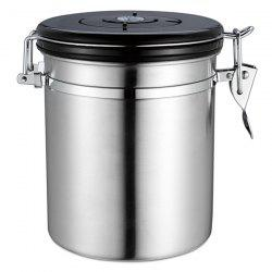 Stainless Steel Seal Container with Air Release Valve -