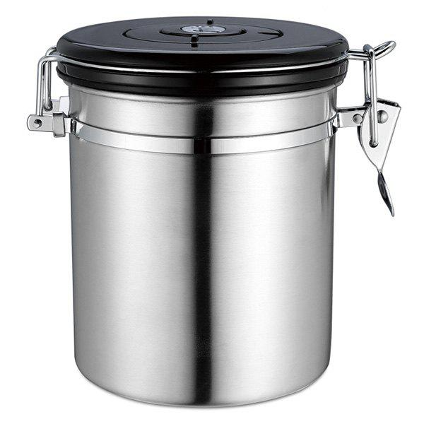 Hot Stainless Steel Seal Container with Air Release Valve