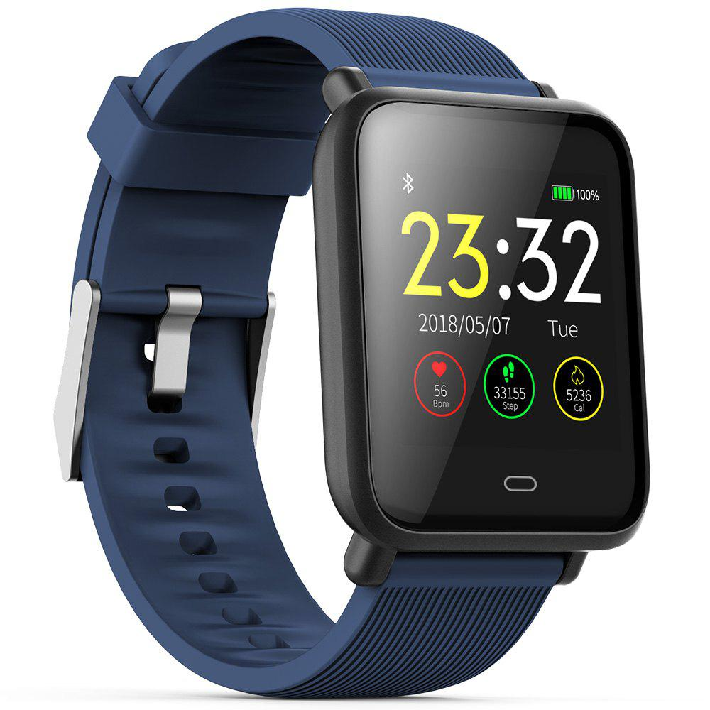 Buy Q9 Colorful Screen Waterproof Sports Smart Watch for Android / iOS with Heart Rate Monitor Blood Pressure Functions