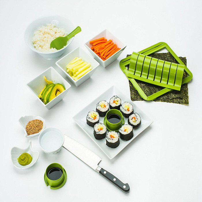 Outfits DIY Super Easy Sushi Making Tool Mold Set