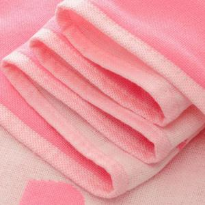 Cotton Bunny Bath Towel with Three-layer Gauze -