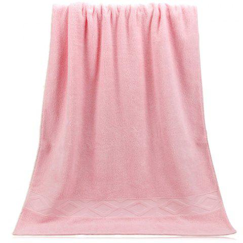 Store Non-toxic Pure Cotton Diamond-shaped Satin Bath Towel