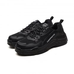 Round Toe Breathable Casual Shoes for Men -