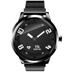 Lenovo Watch X Montre Connectée Bluetooth Imperméable Prend en Charge iOS et Android -