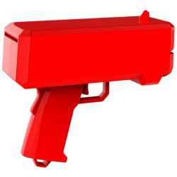 Funny Toy Money Gun Cash Shooter Cool Device -